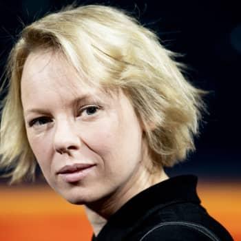 Alma Pöysti talar om Tove Jansson och skådespelaryrket