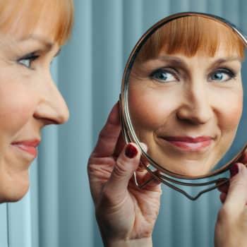 Millä sävyllä puhut omasta kehostasi ja itsestäsi?