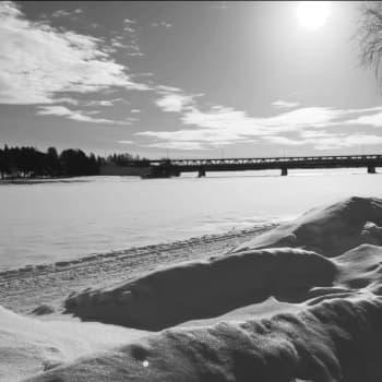 Mäkihyppääjä Tauno Luiron legendaarisesta maailmanennätyksestä 70 vuotta