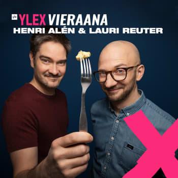 """Henri Alén ja Lauri Reuter vieraana: """"Vaikka tuotteen hiilijalanjälki olisi -7, kukaan ei syö sitä, jos se maistuu pahalta"""""""