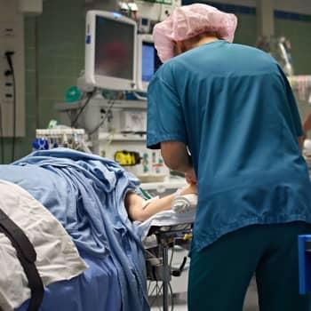 Också unga vuxna behöver intensivvård