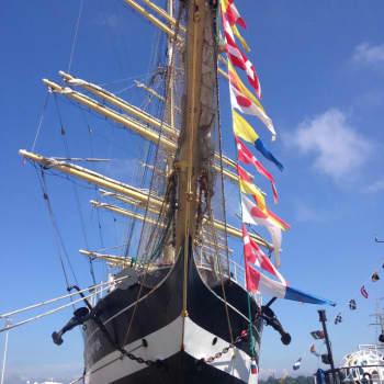 Kotka hakee jälleen Tall Ships Races -tapahtuman isäntäsatamaksi