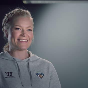 Urheilu-Suomi - henkilökuvat: Noora Räty