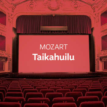 W.A. Mozartin ooppera Taikahuilu