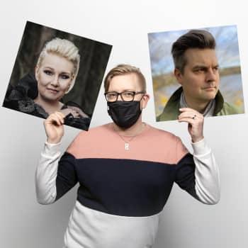 Omintakeista ja modernia rytmimusaa Rovaniemeltä, poronkäristystä unohtamatta!