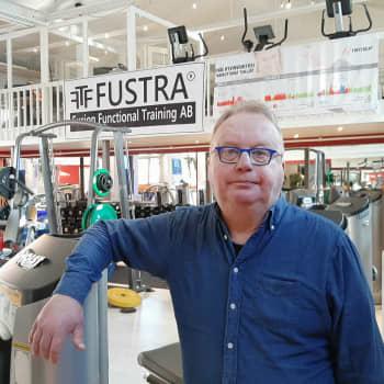 Wasa Sports Club on porskuttanut Janne Kronmanin johdossa samoissa tiloissa jo 40 vuotta