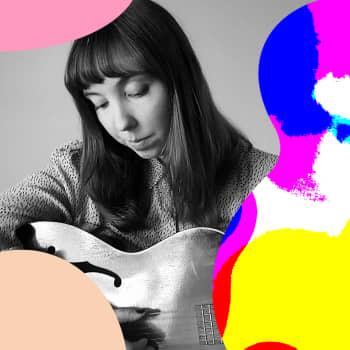 Nightbird - Bluesen inspirerade henne att skriva grova sånger och strunta i normer