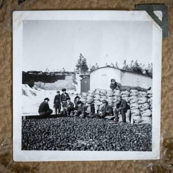 Hakolan kylä Härmässä oli jatkosodassa tärkeä saksalaisten muonahuollolle