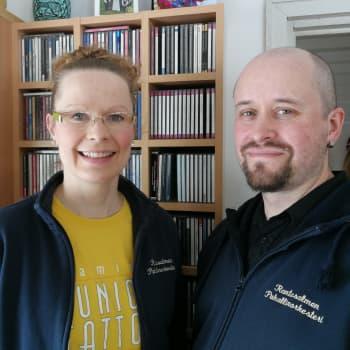 Musiikinopettajien valinnat – Janne ja Marja Ikonen