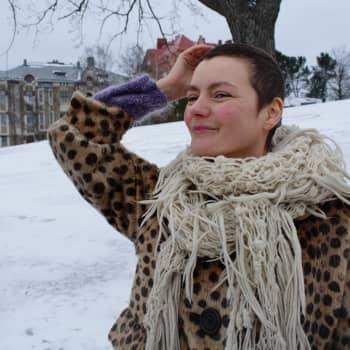 Sara Tenhunen kertoo hiusten menetyksestä
