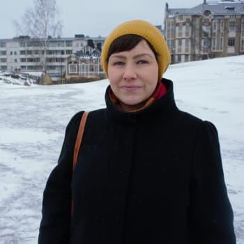 Johanna Latva kertoo Kaljut naiset -tutkimuksesta