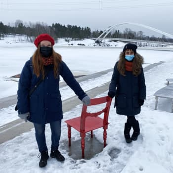 Miltä Helsingin Kalasatamassa kuulostaa? Tutkijat keräävät tietoa kaupunginosien äänimaisemasta