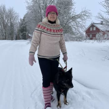 """Kanttori Arja Leinonen hurahti villasukkajuoksuun: """"Jo vartin lenkin jälkeen elämä tuntuu ihan toiselta"""""""