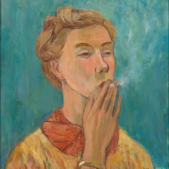 Tove Janssonille maalaaminen oli muumeja tärkeämpää
