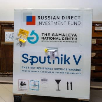 """Länsi-Euroopan maat aloittamassa Sputnik-rokotteen valmistamisen? UM:n Päivi Sillanaukee: """"Eivät pidä paikkaansa"""""""