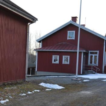 Sunnanbergs gamla skolhus i Pargas ska säljas