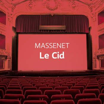 Massenet'n ooppera Le Cid