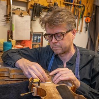 Viulunrakentajan levylista – Jarkko Niemi