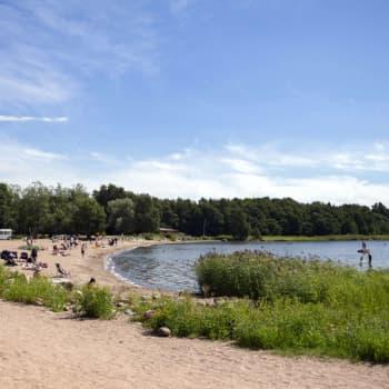 """""""Stängda simskolor kan leda till fler drunkningsolyckor"""" - Folkhälsans simskolekoordinator orolig"""