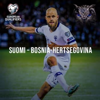 MM-Karsintaottelu Suomi – Bosnia-Hertsegovina