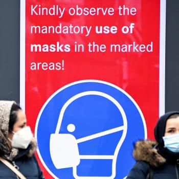 Rokotteet ja virusmuunnosten uhka Euroopassa
