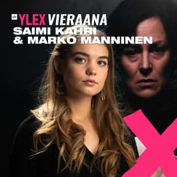 """Näyttelijä Saimi Kahri & THL:n Marko Manninen: """"Lastensuojelun asiakkaat eivät ole """"niitä toisia"""""""""""