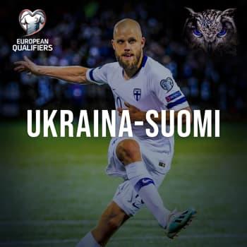 MM-karsintaottelu Ukraina - Suomi
