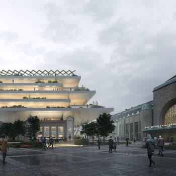 Arkkitehtuurisota - uudistetaanko Helsinkiä liian hätäisesti?