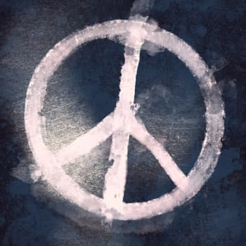 Tyttö joka rakasti rauhaa