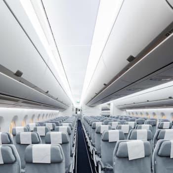 Kevät ei tuonut helpotusta Finnairille - mille tasolle lentomatkustus pandemian jälkeen palaa?