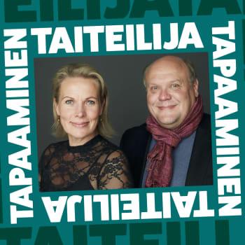 Nina Honkanen ja Hannu-Pekka Björkman hiljaisen voiman lähteellä