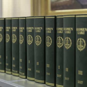 Oikeusoppineiden arvioita lainvalmistelusta ja oikeuskanslerista