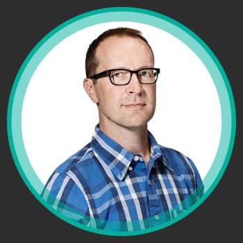 """Christian Vuojärvi: """"Jag skulle vara bäst som tredje man i en bob"""""""