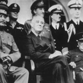 Eurooppa toisen maailmansodan jälkeen