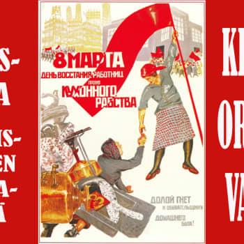Työväenliikkeen naistenpäivän historia (1972)