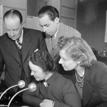Radiokuuluttajien 40-vuotisjuhlakahvit