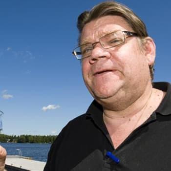 Timo Soini Marko Gustafssonin haastattelussa