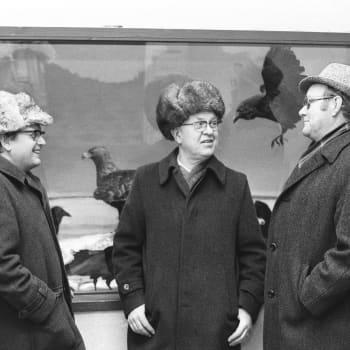 Naturväktarna i juni 1972