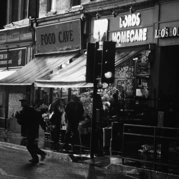 Iltakävelyllä Lontoossa - East End
