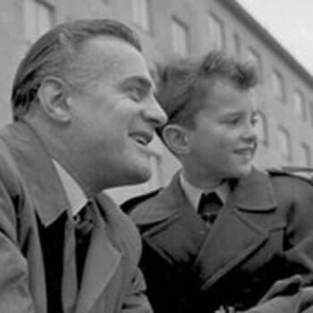 Tauno Palon haastattelu (1965)