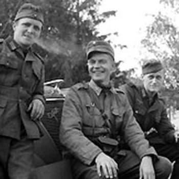 Kenraalimajuri Talvelan haastattelu (1941)