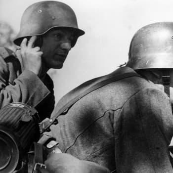 Toinen maailmansota: Huhtikuu 1940