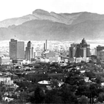 Texasista New Yorkiin (1955)