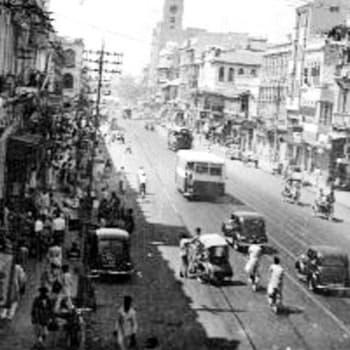 Pekan matkassa maailman ympäri. Pakistanissa (1957)