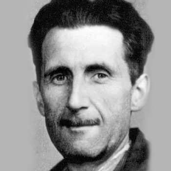 Pelottavatko näkymät? Keskustelu George Orwellin kuunnelmasta Vuonna 1984 (1969)