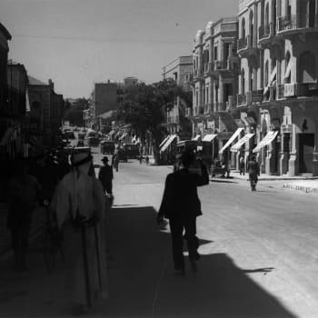 Matkailijan kokemuksia Palestiinassa (1938)
