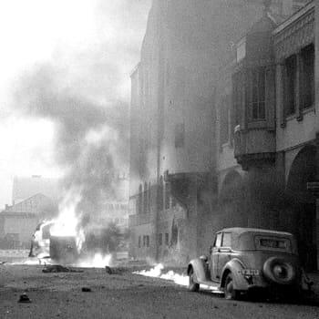 Helsingin ensimmäinen pommitus (1939)