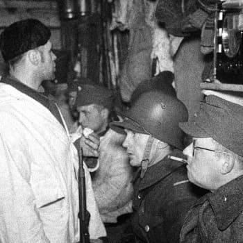 Taistelutoimintaa Taipaleella (1940)