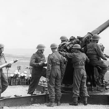 Toinen maailmansota: Battle of Britain