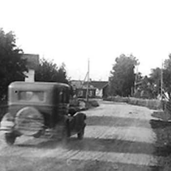 Pohjoismainen autoretkeily Petsamoon (1935)